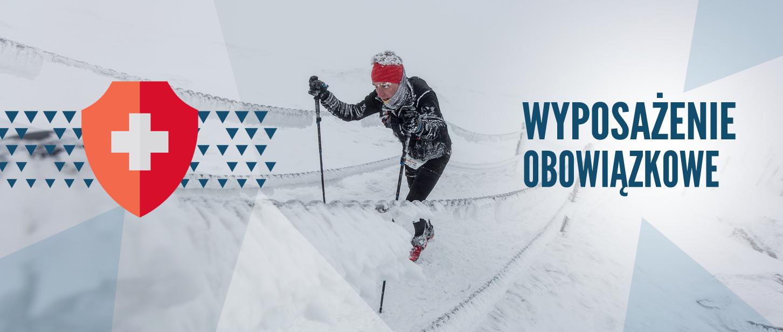 Wyposażenie obowiązkowe na Zimowy Ultramaraton Karkonoski